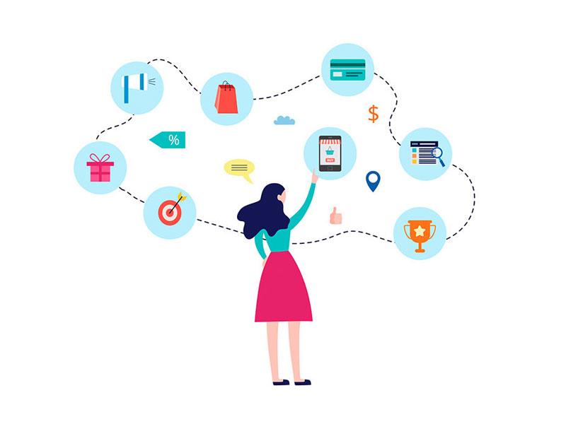 تجربه کاربر با مسیر تجربه کاربر چه فرقی دارد؟